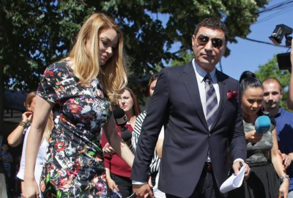 Cristi Borcea și Valentina Păluinel sunt părinți pentru a doua oară