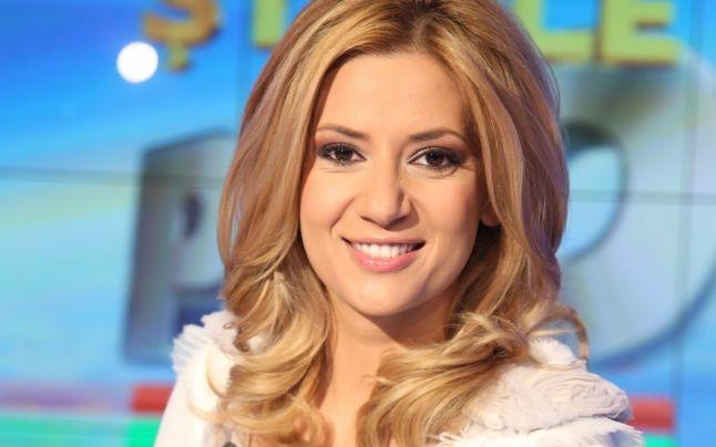 Amalia Enache este una dintre cele mai iubite prezentatoare de știri