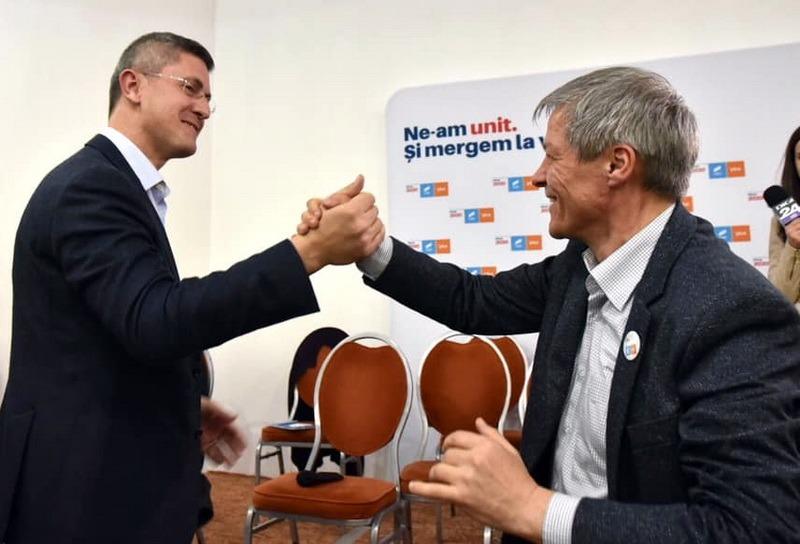 Alianța USR-PLUS poate candida la europarlamentare