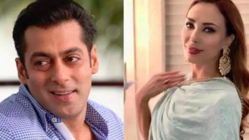 Iulia Vântur și Salman Khan, dragoste cu năbădăi