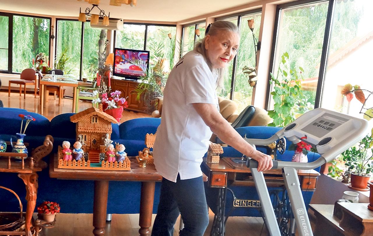 Azilul în care a stat Zina Dumitrescu în ultimii ani de viață