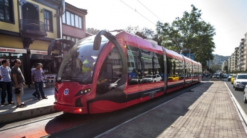 Cum arată tramvaiele produse de compania din Turcia