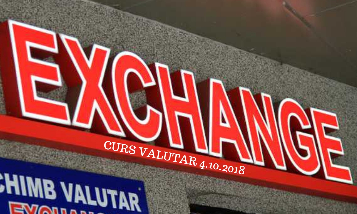 Curs valutar BNR azi, 7 martie 2019. Ce valoare are Euro!