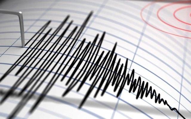Cutremur în Marea Neagră!
