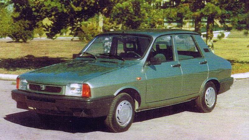 Model de Dacia 1310