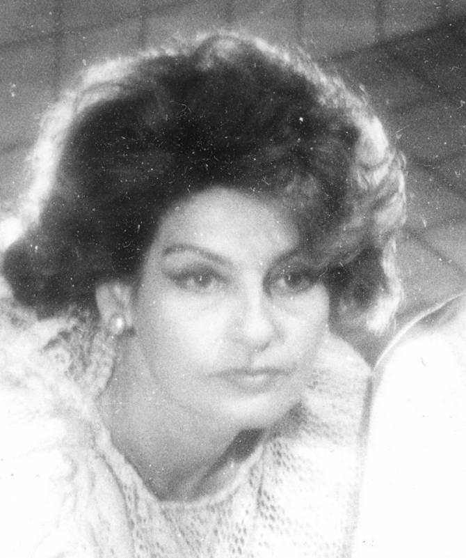 Ioana Ene Mihail a fost considerată una dintre cele mai frumoase actrițe din țară