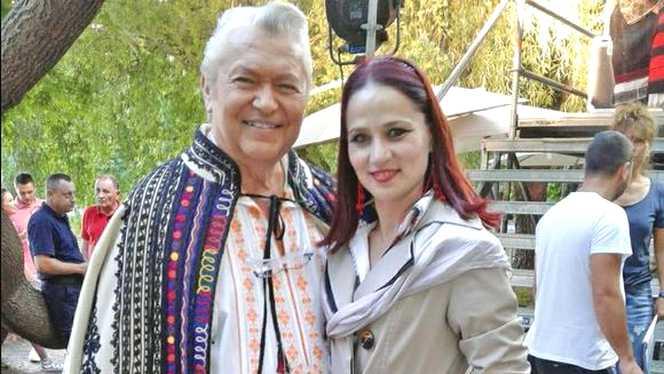 Gheorghe Turda a primit o borsetă din partea iubitei sale