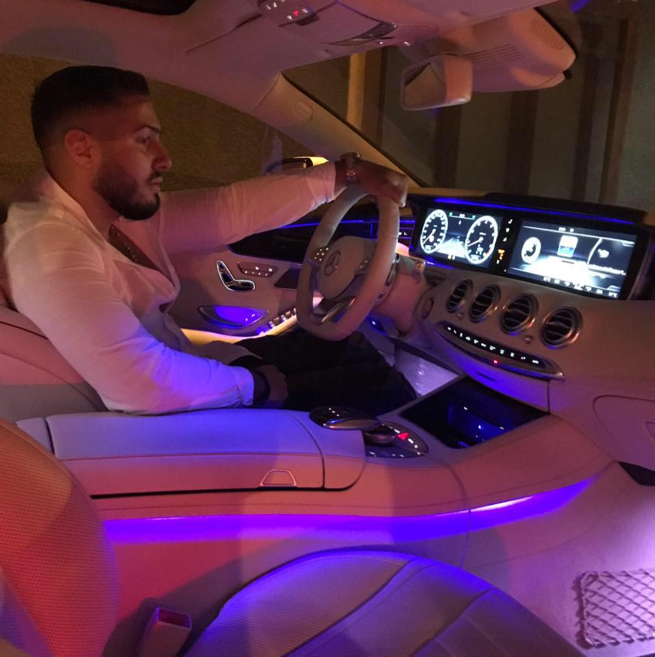 """Cine este agresorul doctorului din Galați. Cristi Spăidar conduce un Lamborghini și se laudă că are """"creierul nr. 1"""" în Galați!"""