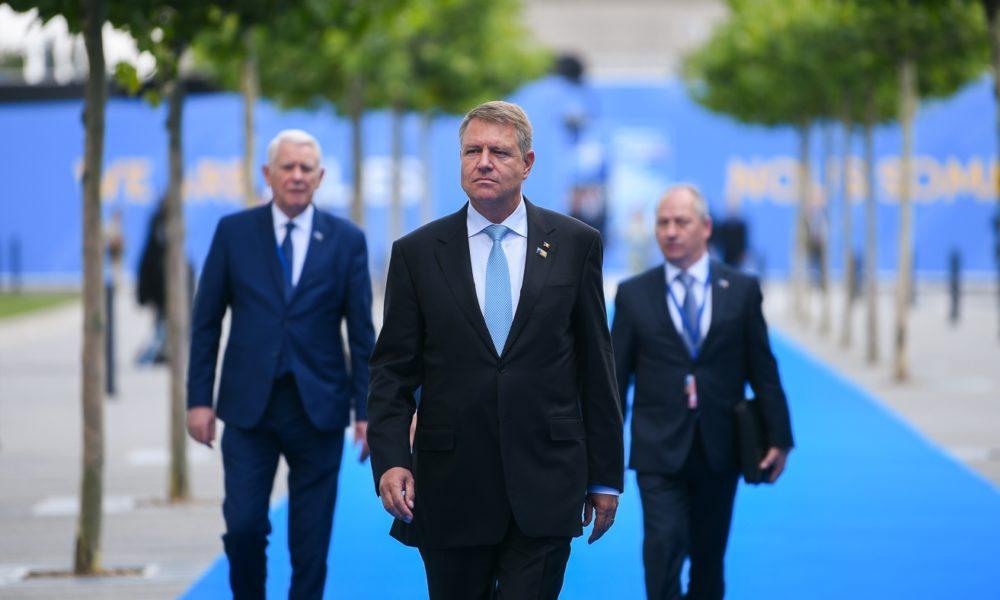 Klaus Iohannis, discurs la summitul PPE! Preşedintele a atacat din nou PSD