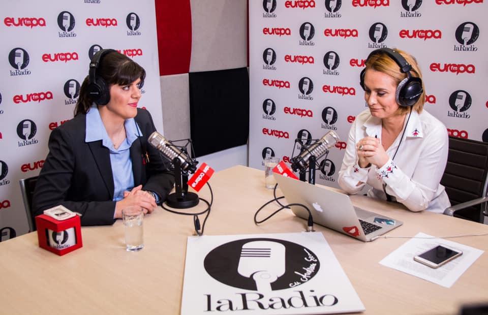 Koveși, interviu la Europa FM
