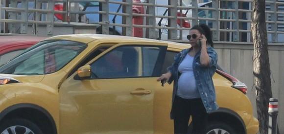 Lavinia Pirva gravida