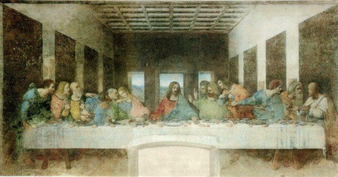Leonardo Da Vinci, previziune despre Sfârșitul lumii ascunsă în lucrarea Cina cea de Taină