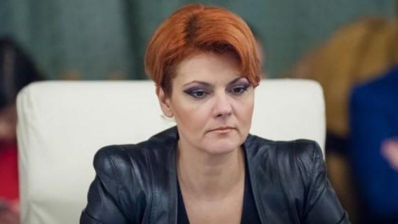 Lia Olguța Vasilescu, replică pentru Klaus Iohannis privind pensiile