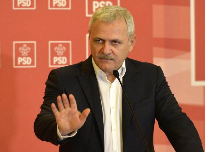 Liderul PSD, Liviu Dragnea, refuză să se opereze