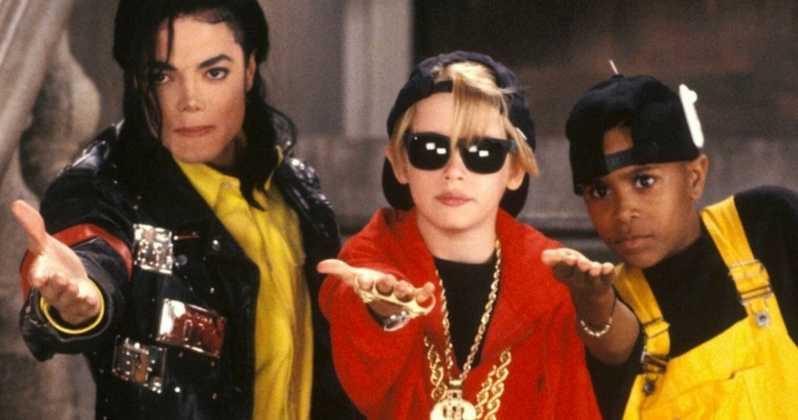 Macaulay Culkin a fost prieten bun cu Michael Jackson