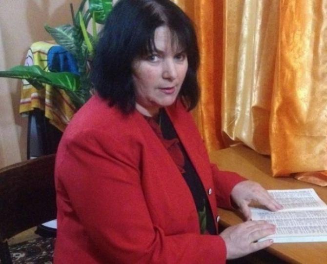 Celebra clarvăzătoare, Maria Ghiorghiu