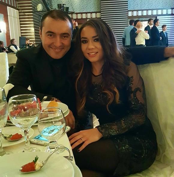 Ana-Maria Stoian, soția lui Marian Mexicanu, este însărcinată!