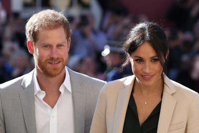 Meghan Markle și prințul Harry se mută într-o casă bântuită de fantome