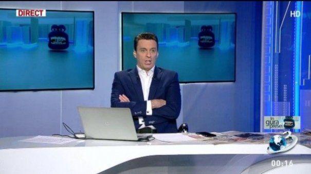 Mircea Badea, amenințare în direct la radio