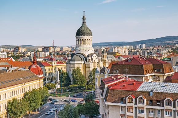 Cluj Napoca este un oraș superb, simbol al multiculturalității