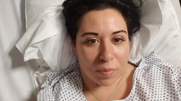 Oana Roman a ajuns de mai multe ori pe masa de operație.