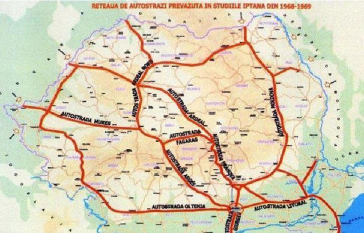 Planul Secret Al Lui Nicolae Ceaușescu Despre Autostrăzile