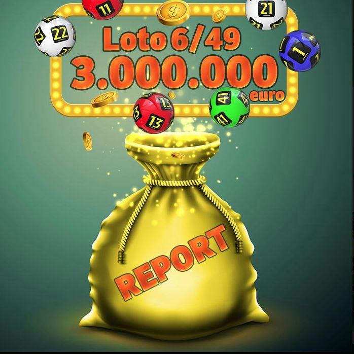 Cât este premiul total pus în joc de Loteria Română la extragerea Loto 6/49 - Joi, 14 martie