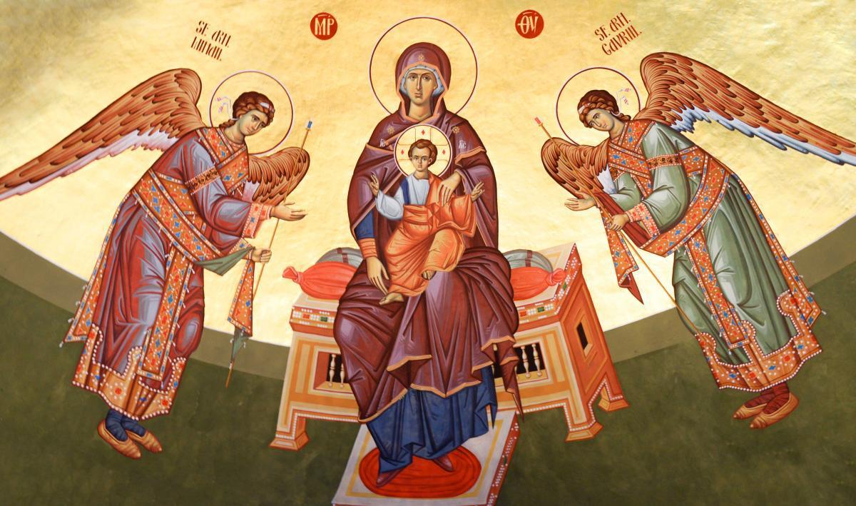 Rugăciunea zilei este închinată Sfântului Arhanghel Gavriil