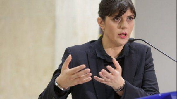 salariu Laura Codruta Kovesi