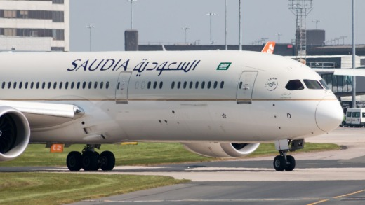 Un avion de pasageri a fost nevoit să se întoarcă de urgență.