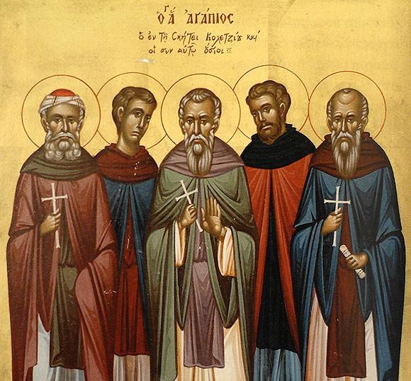 Calendar ortodox, 15 martie: Sfântul Mucenic Agapie
