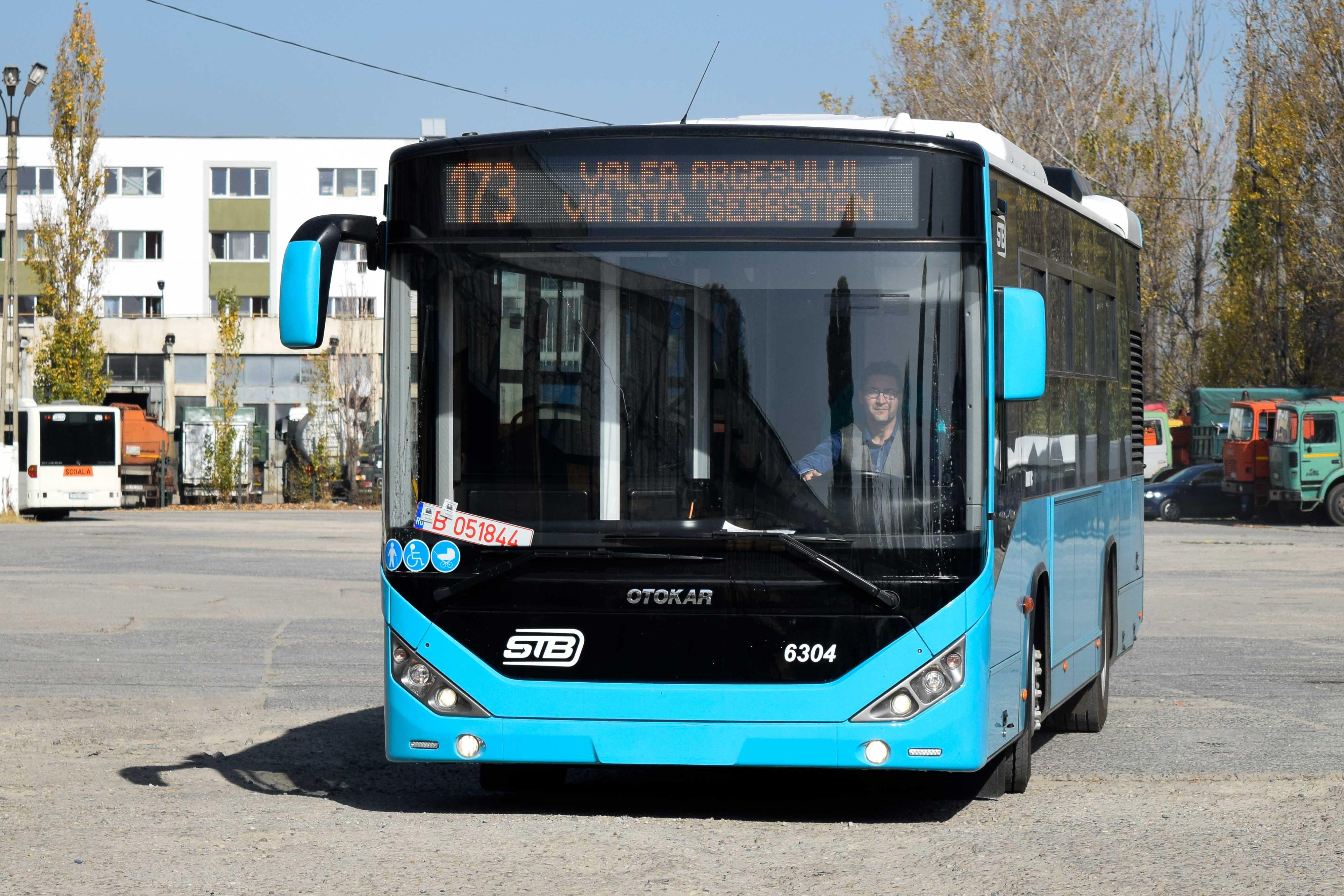 STB desființează 8 stații de tramvai