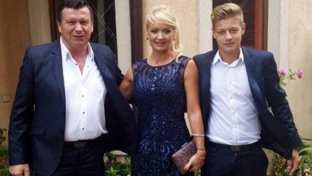 Familie Aurel Tămaș