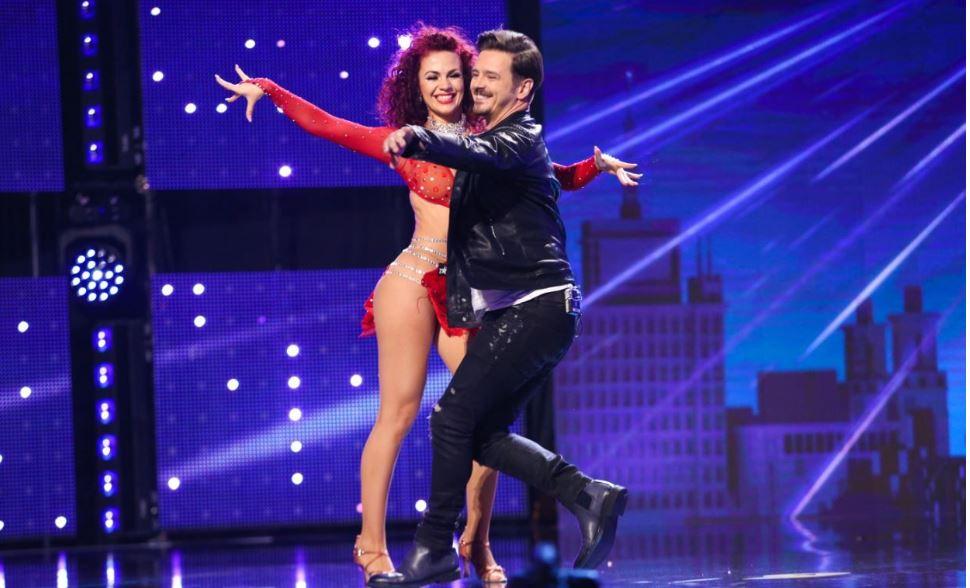 Totul despre Simona Petric, dansatoarea căruia Mihai Petre i-a rupt o unghie la Românii au Talent