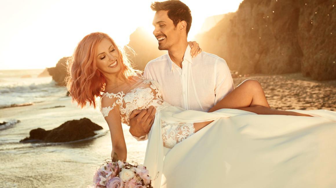 Andreea Bălan și George Burcea s-au căsătorit în 2017