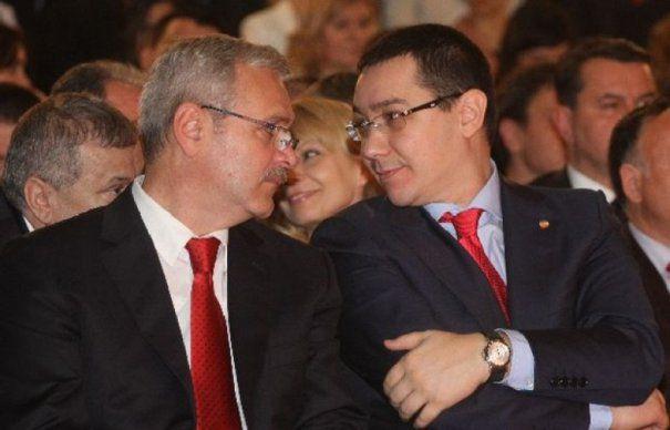 Victor Ponta emigrare