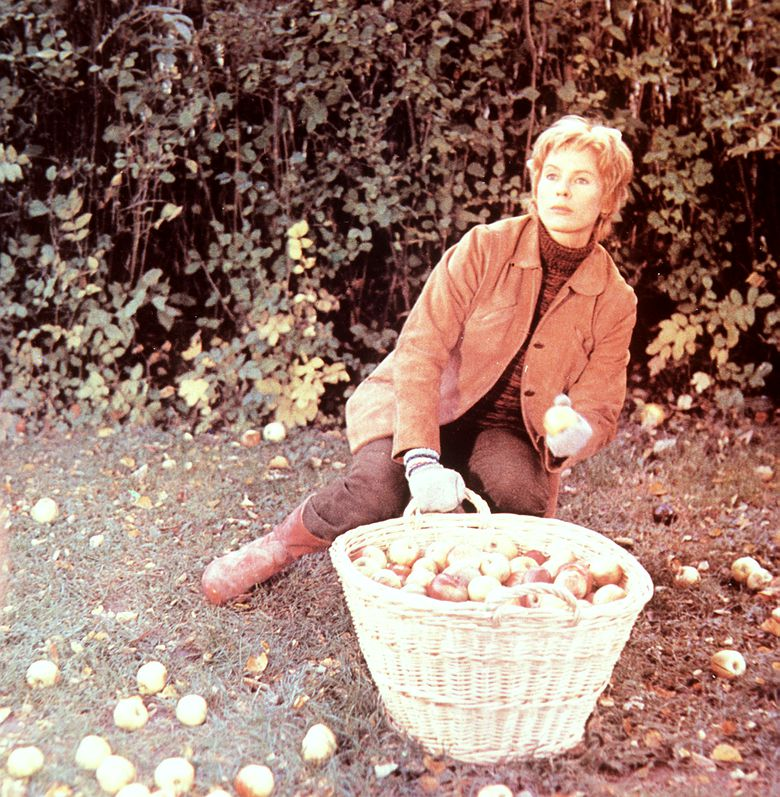 Bibi Anderson a fost considerată una dintre cele mai frumoase actrițe suedeze din toate timpurile