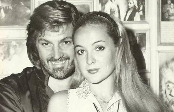 Florin Piersic s-a iubit cu Gabriela Werner în timpul unei căsnicii