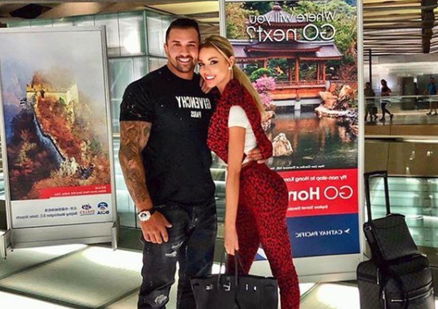 Bianca Drăgușanu trăiește o iubire cu năbădăi, alături de Alex Bodi