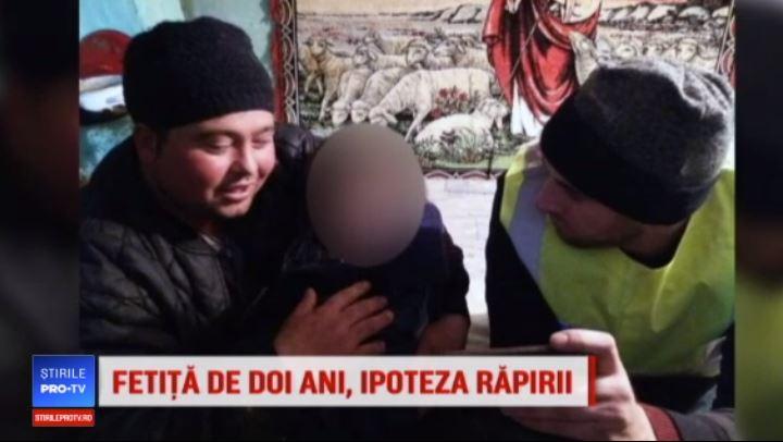 Ce s-a întâmplat cu fetița de 2 ani dispărută în Bacău. Polițiștii au deschis dosar penal