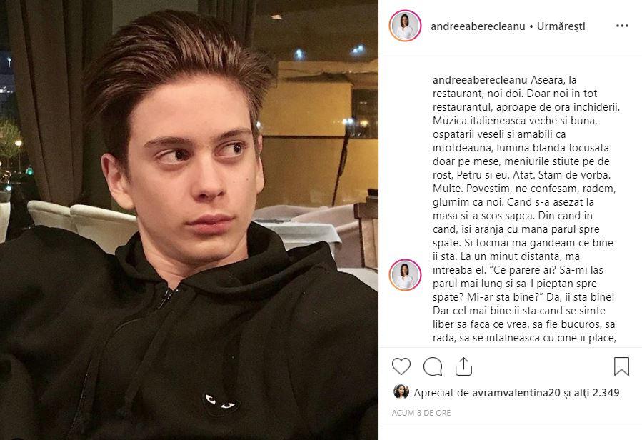 """Ce a făcut Andreea Berecleanu, într-un restaurant din Capitală! Nu era cu soțul ei: """"Astea sunt emoții!"""""""