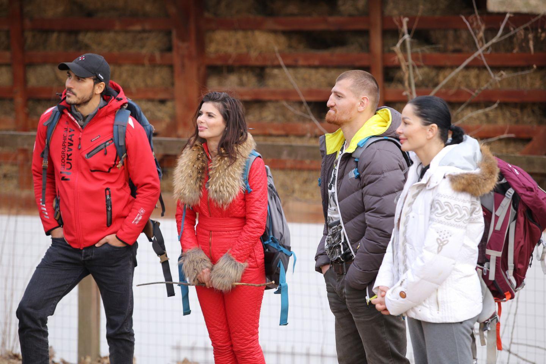Cătălin Moroșanu vrea să-l dea afară pe Zmărăndescu din Ferma! Duel cu animale sălbatice, la Pro TV