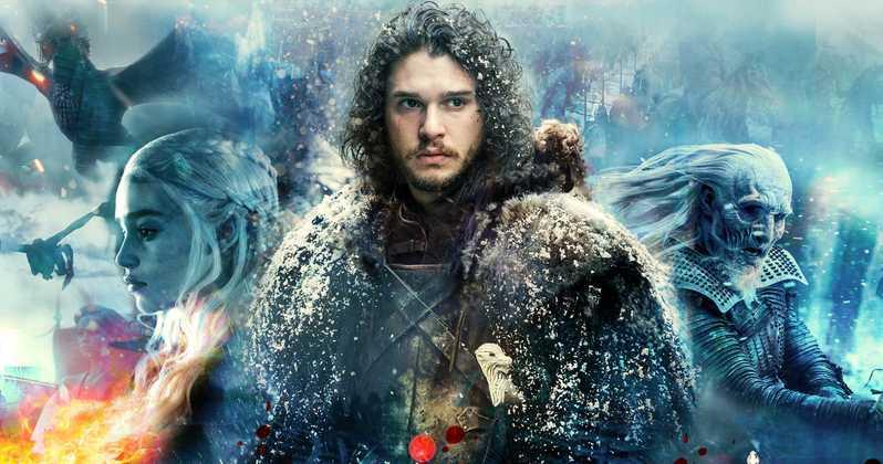 Fanii așteaptă cu nerăbdare să afle ce se va întâmpla cu Jon Snow și celelalte personaje din urzeala Tronurilor