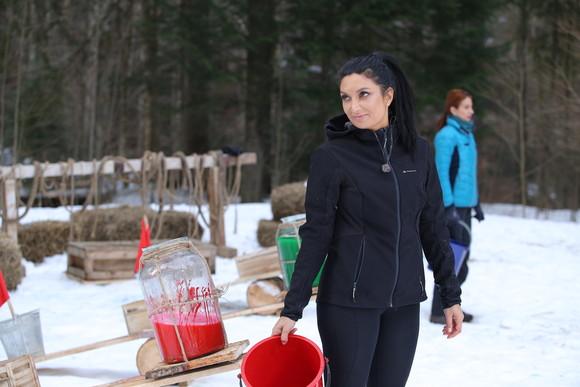 Paula, sora Claudiei Pavel, intră în competiția Ferma