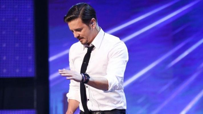 Mihai Petre, la Românii au Talent