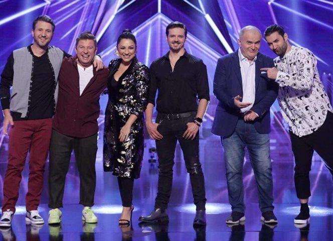 Românii au Talent, ediția de azi, 12 aprilie