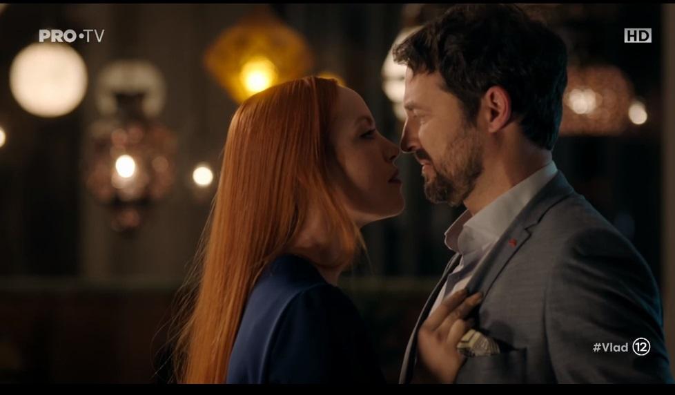 Povestea dintre Vlad și Eliza continuă. Sursa foto:protv.ro