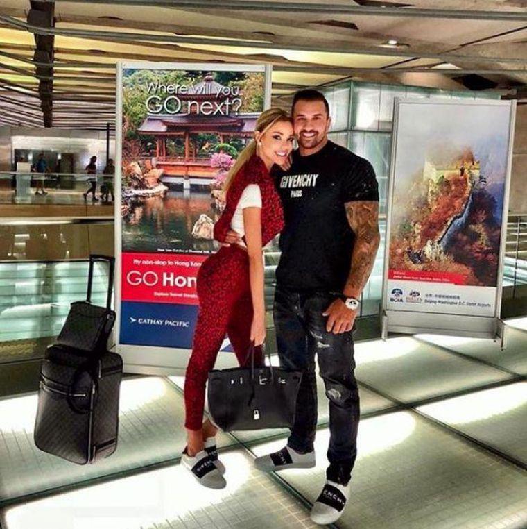 Bianca Drăgușanu și Alex Bodi sunt din nou împreună. Sursa foto:wowbiz.ro