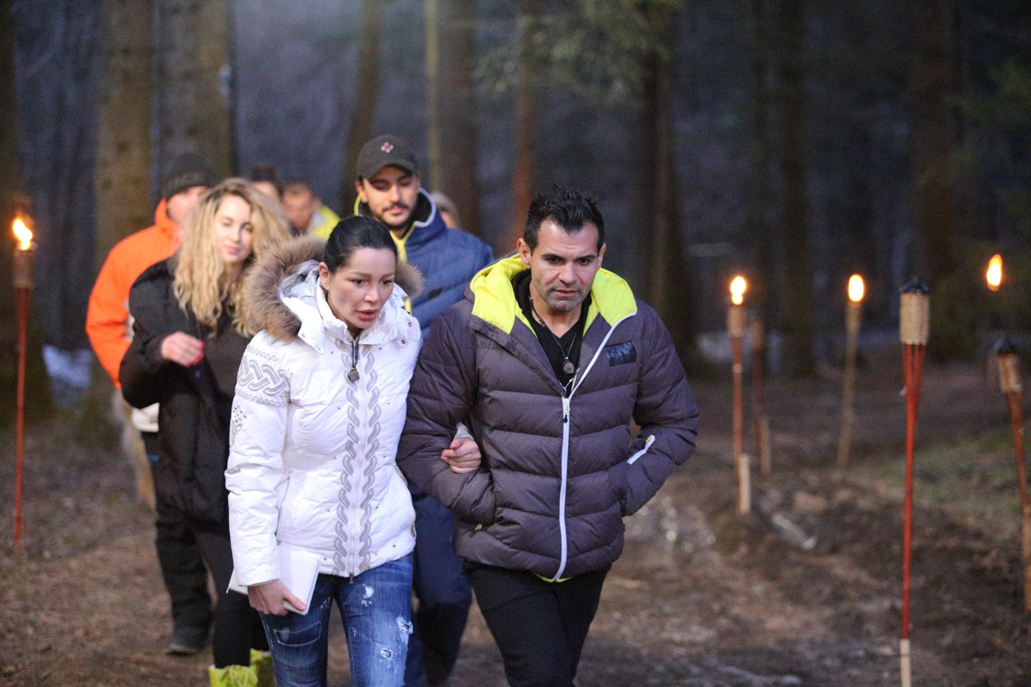 Brigitte Sfăt, scandal monstru cu Cătălin Zmărăndescu, în Ferma! Cum a pus-o la punct