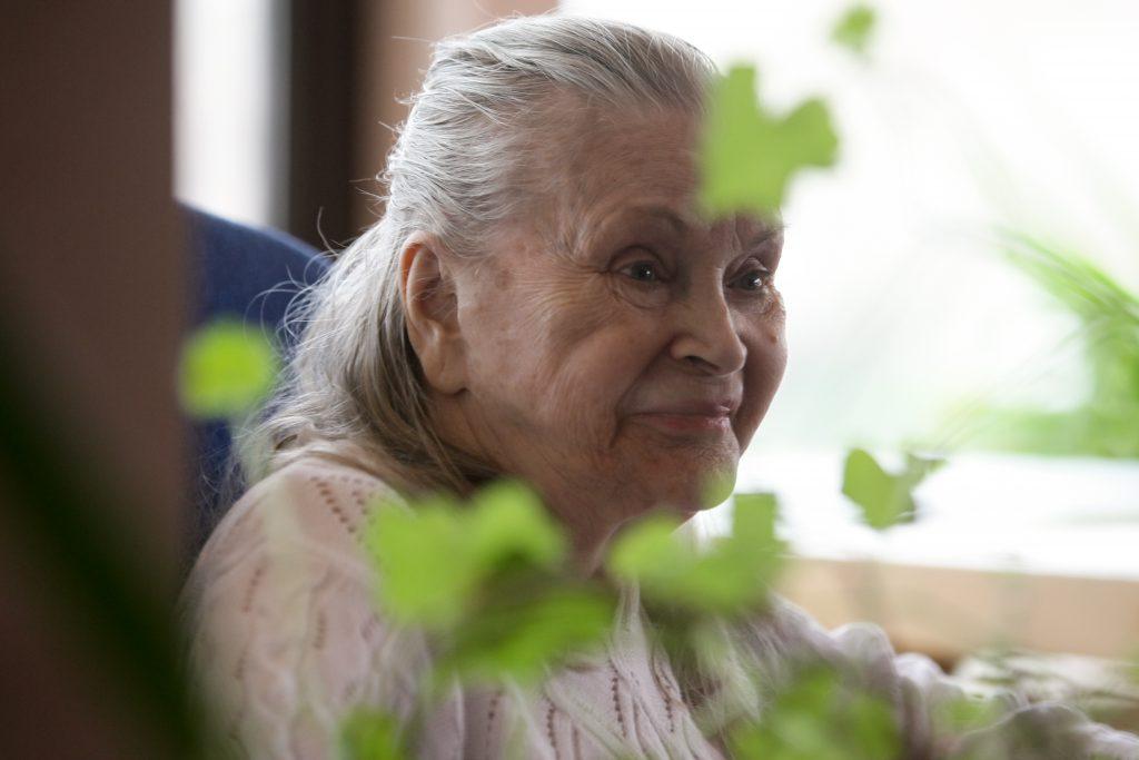 Zina Dumitrescu și-a petrecut ultimii ani din viață într-un azil